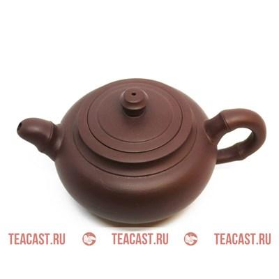 """Чайник из глины #170007 """"Да Пин"""" - фото 5051"""