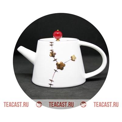 Чайник фарфор #120005 - фото 5168