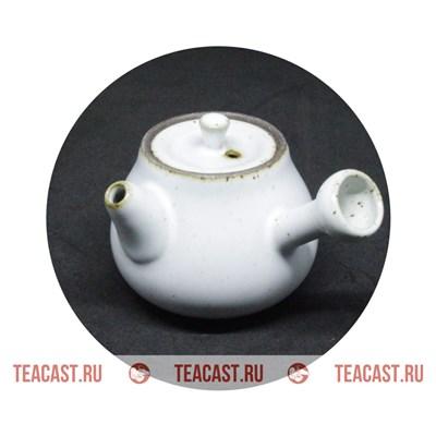 Чайник из фарфора Дэхуа #120008 - фото 5173