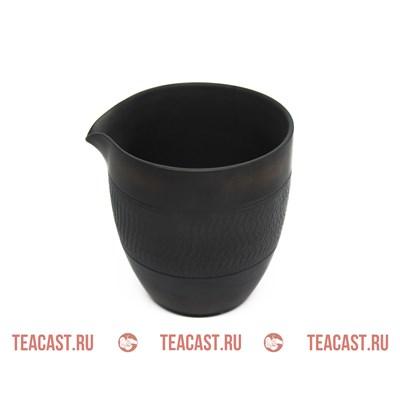 Чахай (сливник) из керамики Дэхуа #140013 - фото 5455