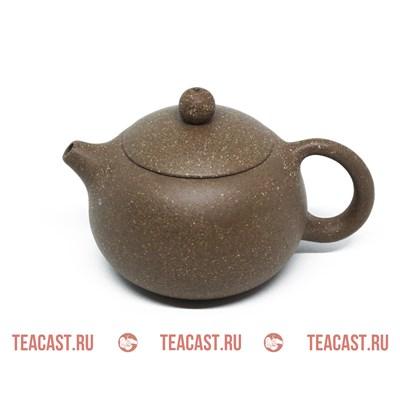"""Чайник из глины #170019 """"Си Ши"""" - фото 5843"""