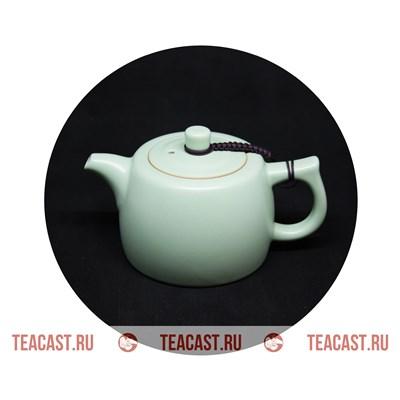 Чайник из керамики Жу Яо #120016 - фото 6281