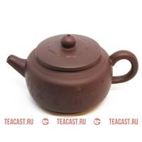 """Чайник из глины #170004 """"Цин Шэнь"""""""