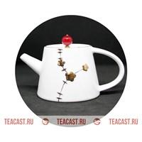 Чайник фарфор #120005